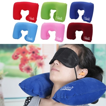 Ultralight U Shaped Inflatable Pillow