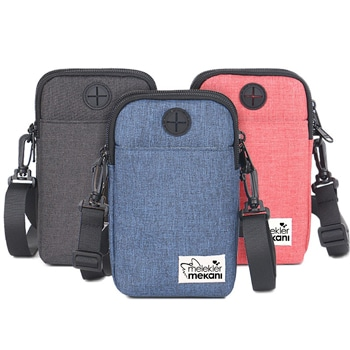 Multi-Function Neck Hanging Passport Holder