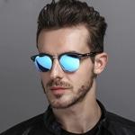 نظارة شمسية كلاسيكية ريترو مستقطبة