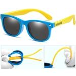 النظارات الشمسية المستقطبة للأطفال مرنة