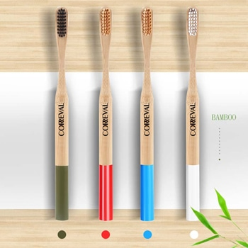 Natural Bamboo Charcoal Brush