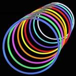Premium 22 Inch Assorted Glow Stick