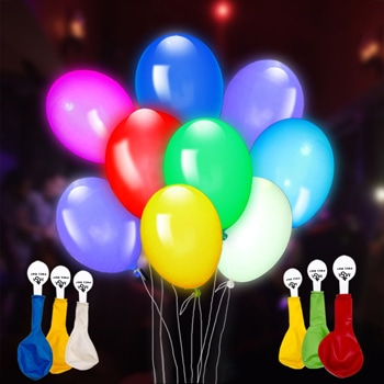 Prime LED Light Up Balloons