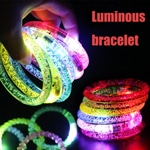 Crystal Luminous Flash Bracelet