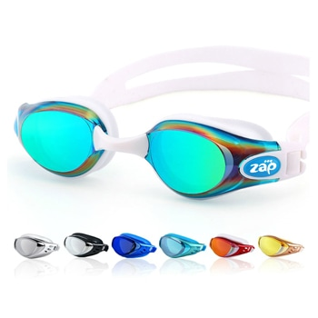Electroplate Waterproof Swimming Goggles