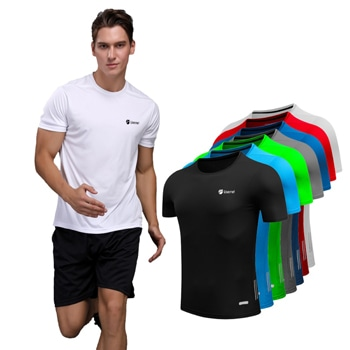 Men Quick Dry Sports T-Shirt