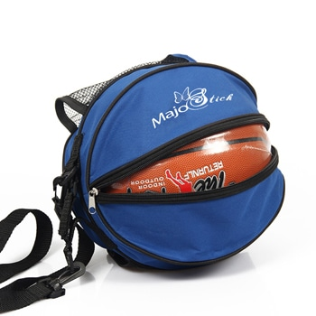 Round Shoulder Basketball Bag