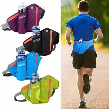 Sport Water Bottle Waist Bag
