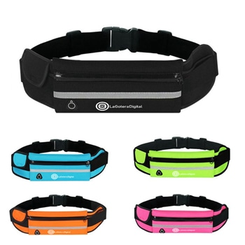 Multi-Function Waterproof Waist Belt Bag