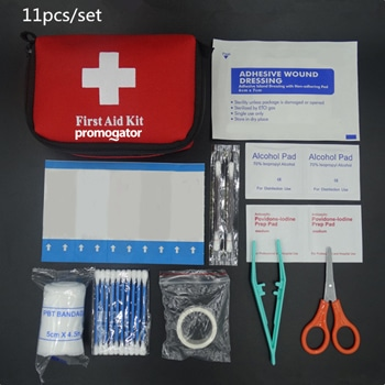 Mini Survival Emergency First Aid Kit