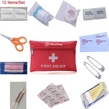 Waterproof Mini Travel First Aid Kit