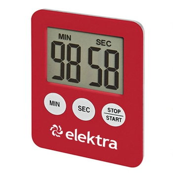 Super Thin LCD Digital Timer
