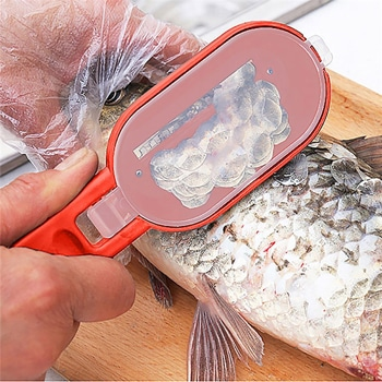 Multi-function Fish Scale Scraper