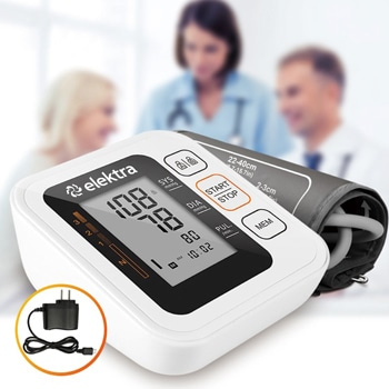 Portable Digital Upper Arm BP Monitor