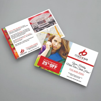 Custom Standard Postcards