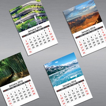 Perfect Personalized Magnet Calendar