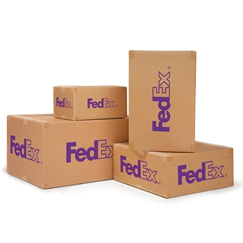 Standard Shipping Boxes
