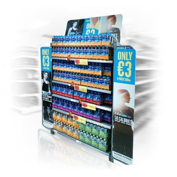 Point Of Sale Retail Display