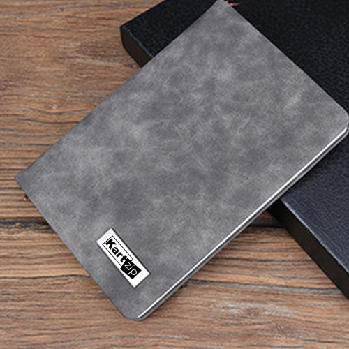 Classic Notebook Gift Set with Water Bottle Image 4