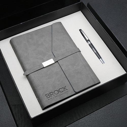 Wholesale Stylish Notebook Gift Set with Executive Pen