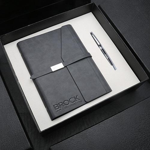 Wholesale Stylish Notebook Gift Set with Executive Pen Image 1