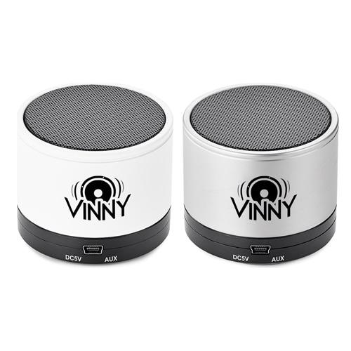 Portable Speaker & Pen Gift Set Image 2