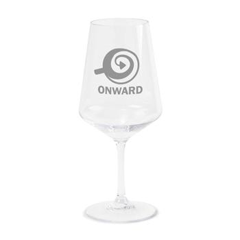 Ensemble de verres à vin personnalisés