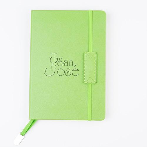 PU Leather Diary with Stylish Stylus Pen Image 4