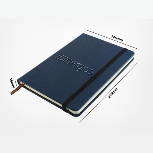 PU Leather Notebook & Pen Set with Leather Keychain & Card Wallet Image 7