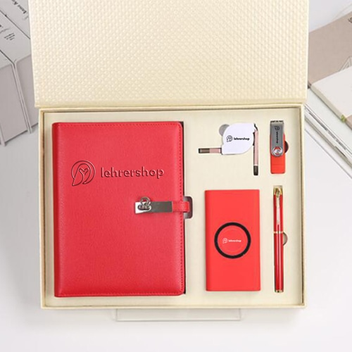 5 in 1 Corporate Business Gift Set Image 3