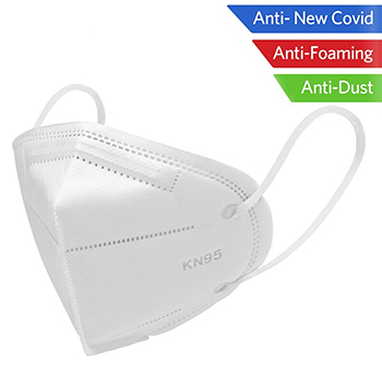 KN95 Dustproof Face Mask