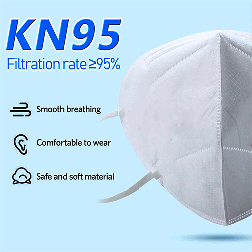 KN95 Dustproof Face Mask Image 1