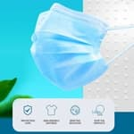Disposable 3 Ply Surgical Face Mask
