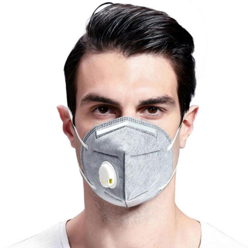 KN95 Reusable Air Pollution Face Mask Image 1