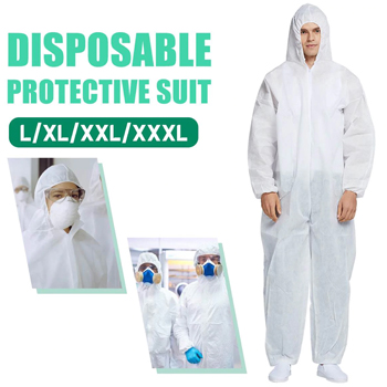 Disposable Antibacterial Suit