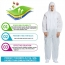 Disposable Antibacterial Suit Image 1
