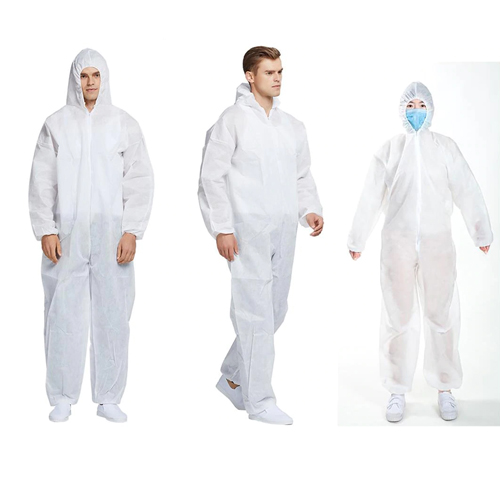 Disposable Antibacterial Suit Image 3
