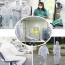 Disposable Antibacterial Suit Image 4