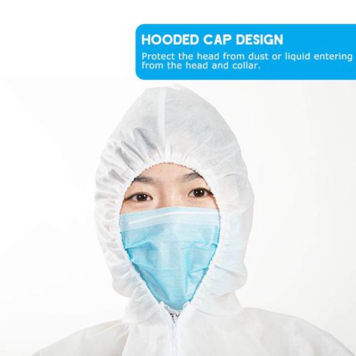 Disposable Antibacterial Suit Image 5