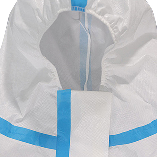 Disposable Coverall Medical Hazmat Suit Image 2