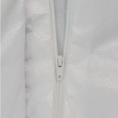 Disposable Coverall Medical Hazmat Suit Image 3