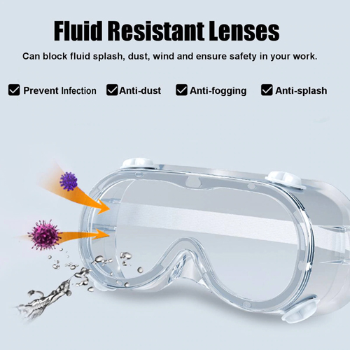 Protective Safety Goggles Image 3