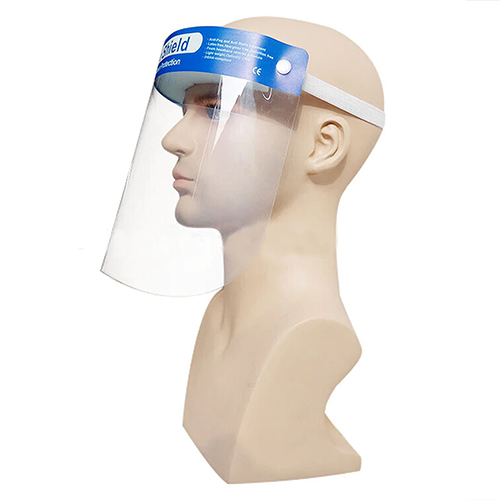 FDA Certified Transparent Face Safety Shield Image 4