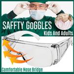 نظارات سلامة واقية مضادة للضباب و انتقال العدوى