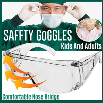 Anti-Fog Infection Protective Safety Goggles