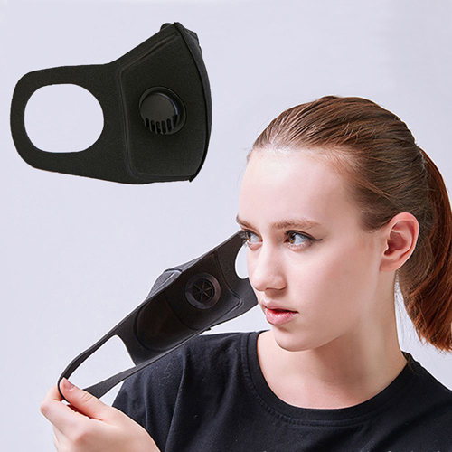 Reusable Full Mouth Cover Anti-Dust Face Mask Image 4