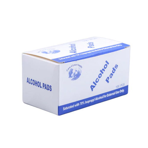 Disposable Alcohol Wet Wipes (100 Per Box) Image 3
