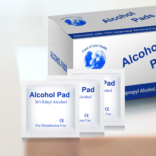 Disposable Alcohol Wet Wipes (100 Per Box) Image 7