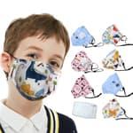 قناع وجه للأطفال مضاد للغبار