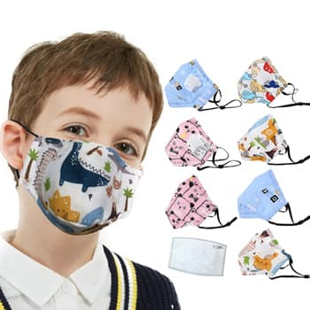 Anti-Dust Face Mask For Children